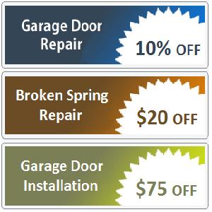 fast Garage door repair min